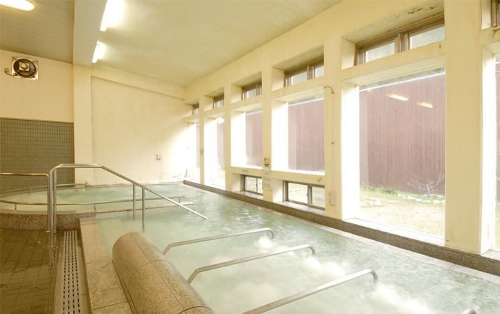 るり渓温泉 大浴場