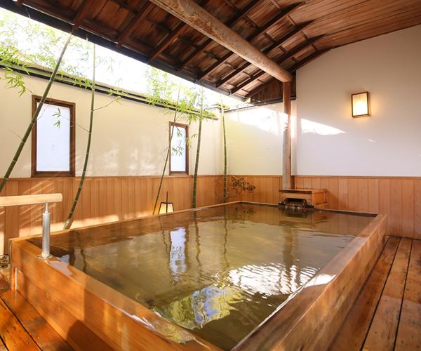 浅間温泉ホテル玉乃湯 露天風呂