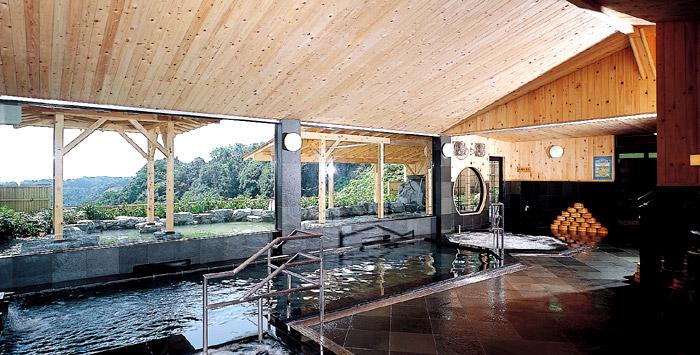 泉慶 大浴場
