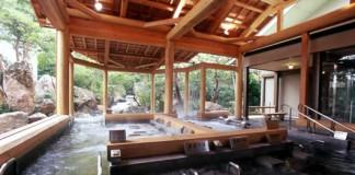 長嶋温泉湯あみの島露天風呂