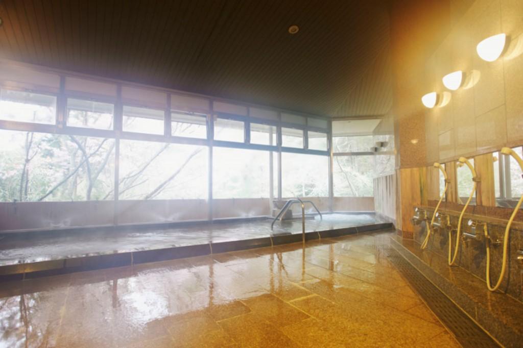 塩江温泉郷 高松市 奥の湯温泉