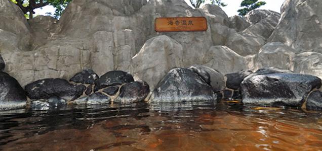 都心からのアクセスも良い浦安にある38種類のお風呂が楽しめる大型温泉施設、大江戸温泉物語 浦安万華郷