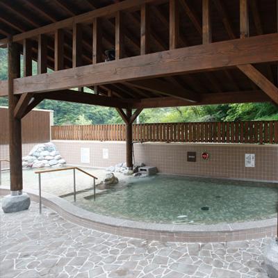 湯元 小金湯の露天風呂の写真