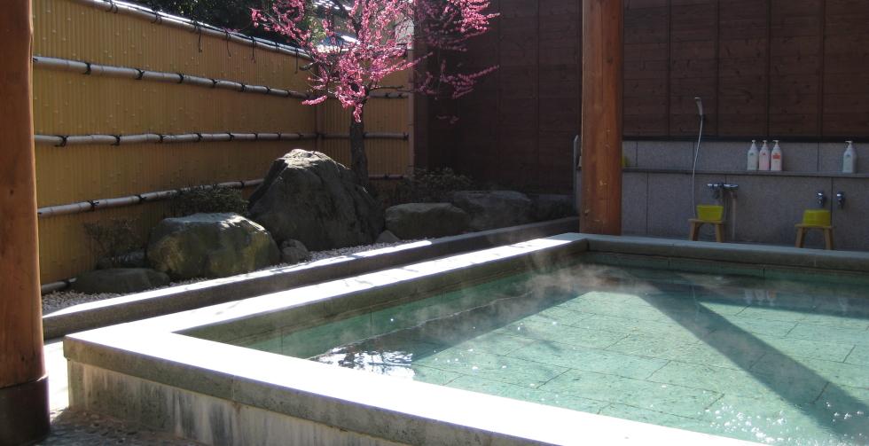 盛楽苑 露天風呂