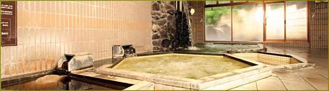 松仙閣の大浴場