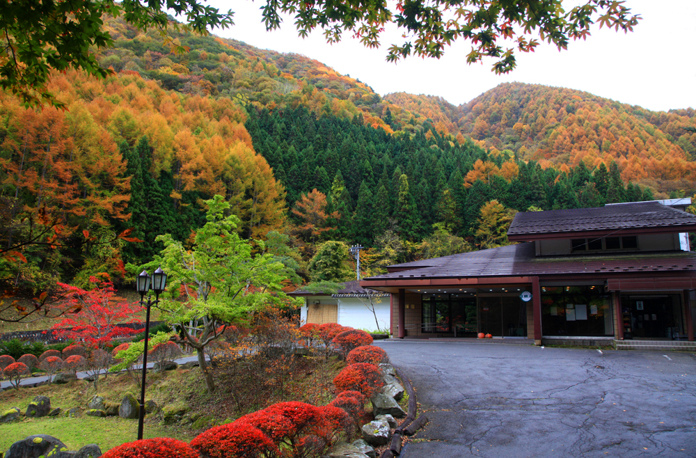 岳の湯温泉 雲渓荘 外観