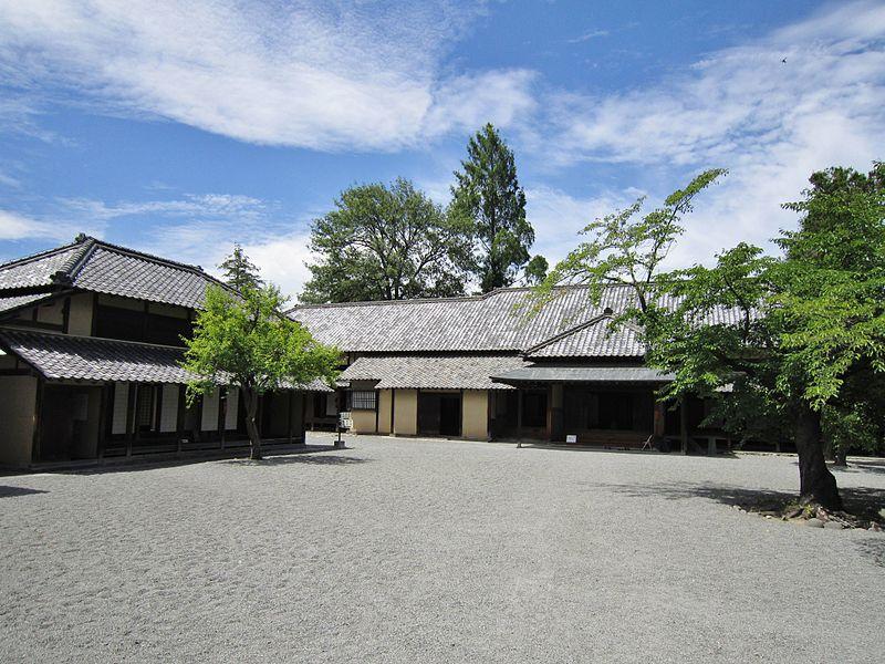 上田 松代藩文武学校
