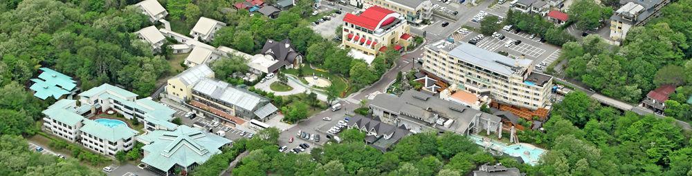 タイプの違った9つの宿泊施設のある総合リゾートホテル サンバレー那須