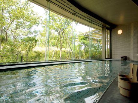 福岡県アゴーラ 福岡山の上ホテル&スパ 大浴場