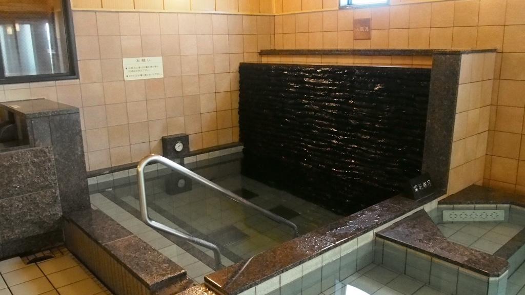 もちろん水風呂も完備