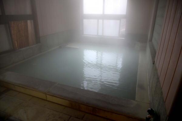 喜久屋旅館 内湯