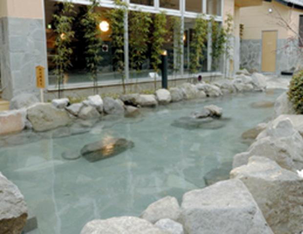 北九州小倉の複合エンターテインメント施設コロナワールド内にある天然温泉コロナの湯