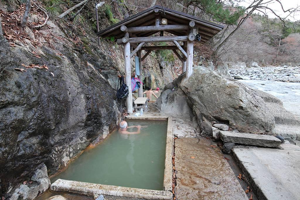 那須塩原温泉 岩の湯