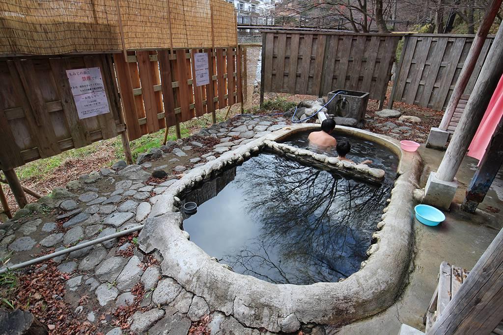 那須塩原温泉 もみじの湯