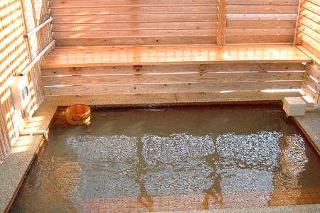 フィットネスクラブジスタス浦添の3階にある温泉施設 浦添の湯