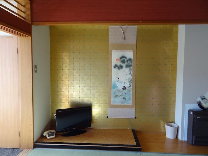 The Ryokan Tokyo YUGAWARA 床の間