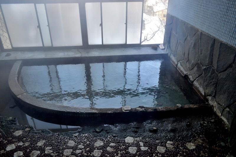 雲海閣 明礬泉