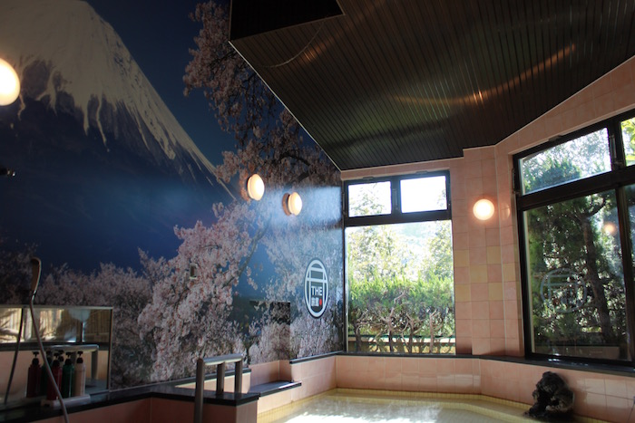 The Ryokan Tokyo YUGAWARA lady's onsen spa