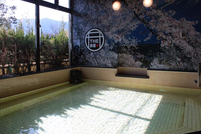 The Ryokan Tokyo YUGAWARA men's onsen spa