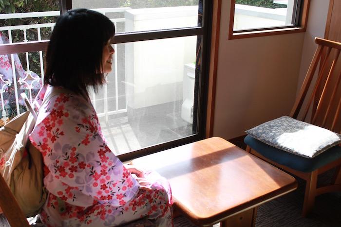 The Ryokan Tokyo YUGAWARA Yukata Pink