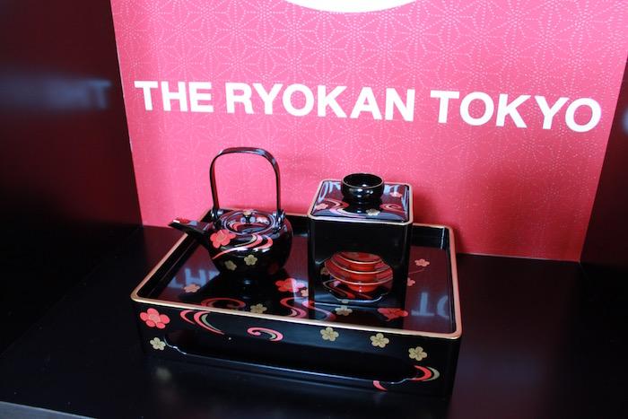 The Ryokan Tokyo YUGAWARA Sake
