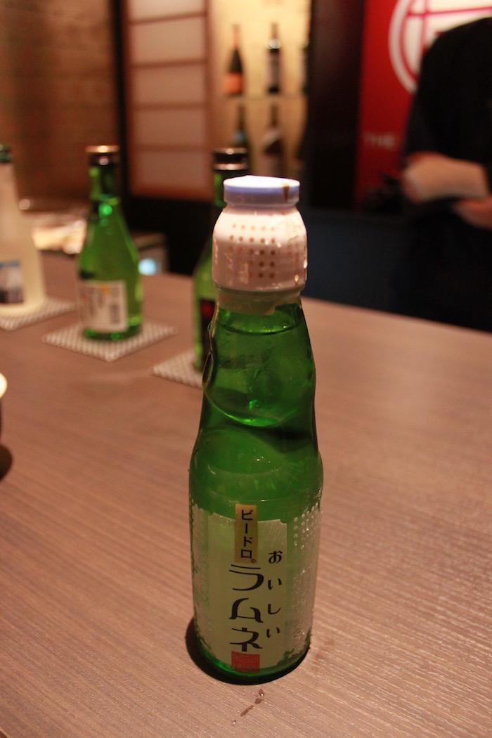 The Ryokan Tokyo YUGAWARA ラムネ