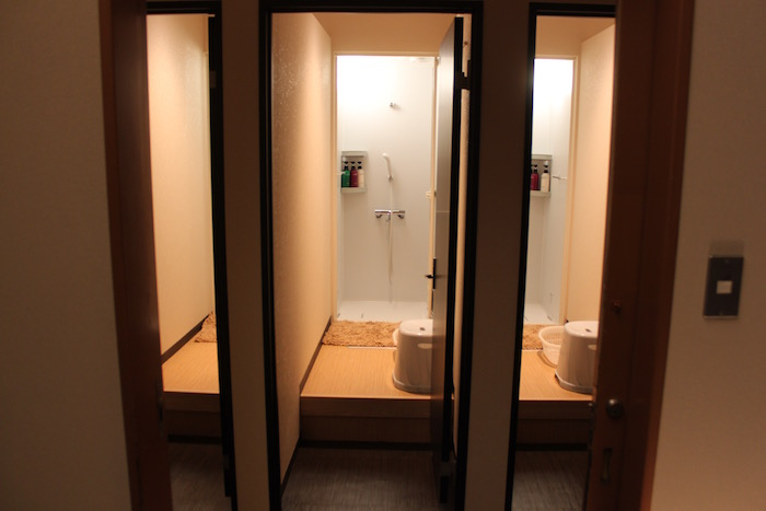 The Ryokan Tokyo YUGAWARA Shower Room