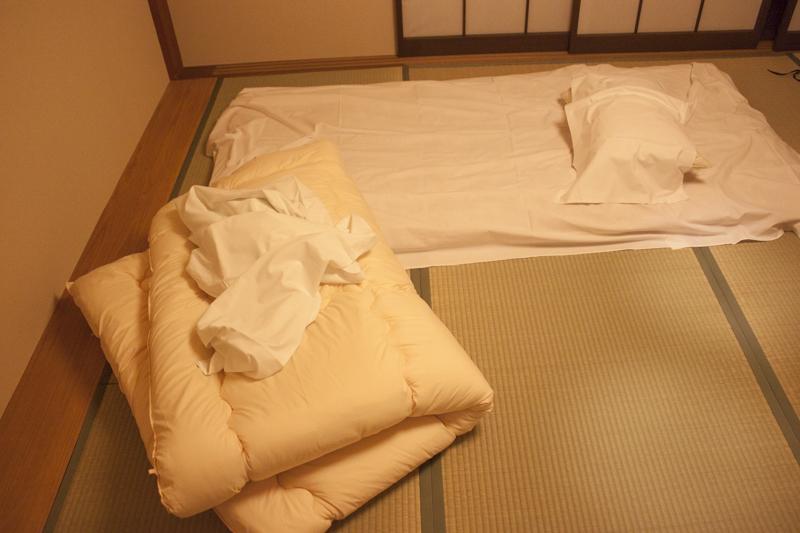 The Ryokan Tokyo YUGAWARA futon