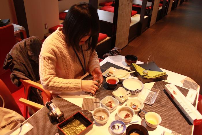 The Ryokan Tokyo YUGAWARA riceball