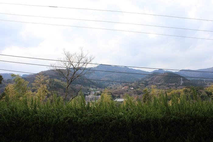 The Ryokan Tokyo YUGAWARA landscape