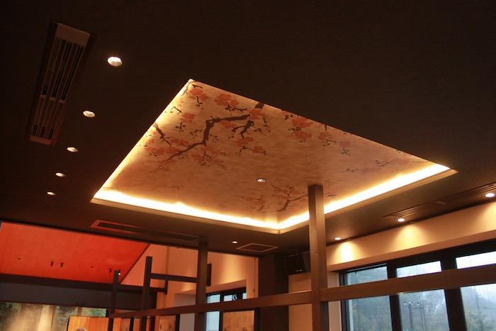 The Ryokan Tokyo YUGAWARA 天井