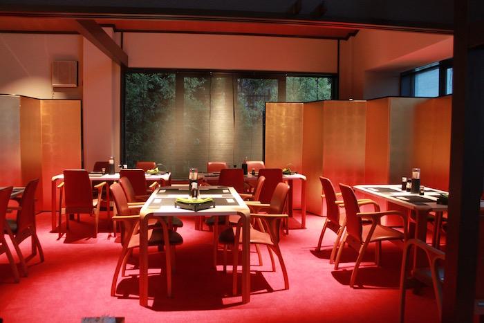 The Ryokan Tokyo YUGAWARA restaurant