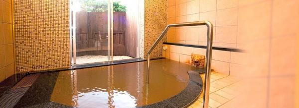 さしき猿人の湯の家族風呂