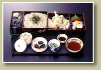 望郷の湯 食事