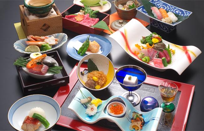 スパ&リゾート 犬吠埼 太陽の里 海鮮ダイニング 瑠璃 料理
