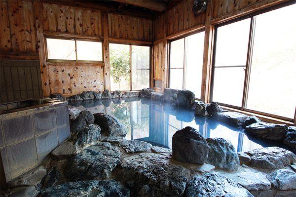 湯の澤鉱泉 温泉