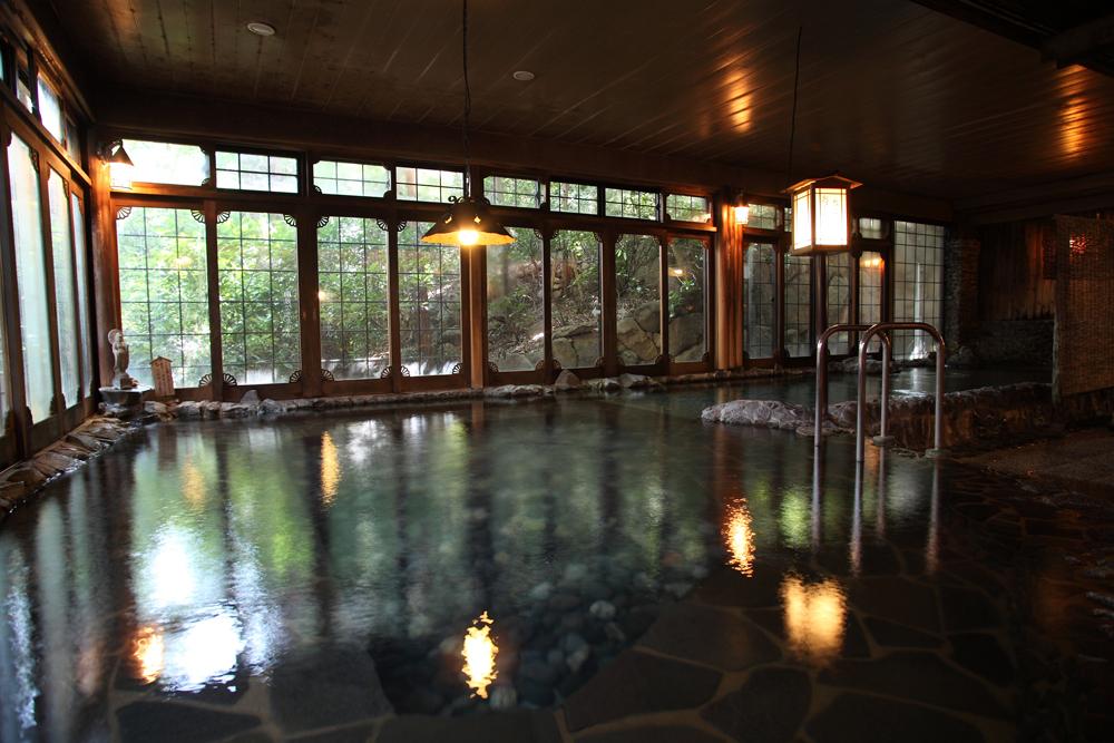 大丸別荘浴槽
