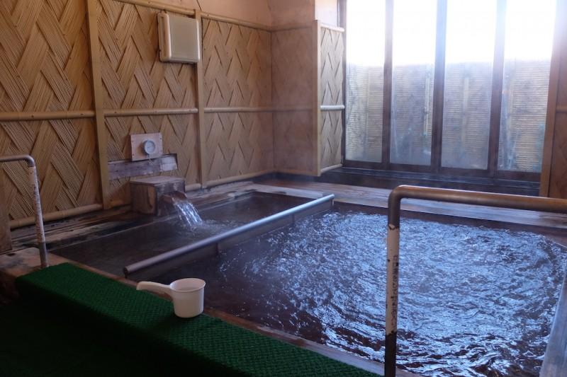 荻窪 なごみの湯 ヒノキ風呂の写真