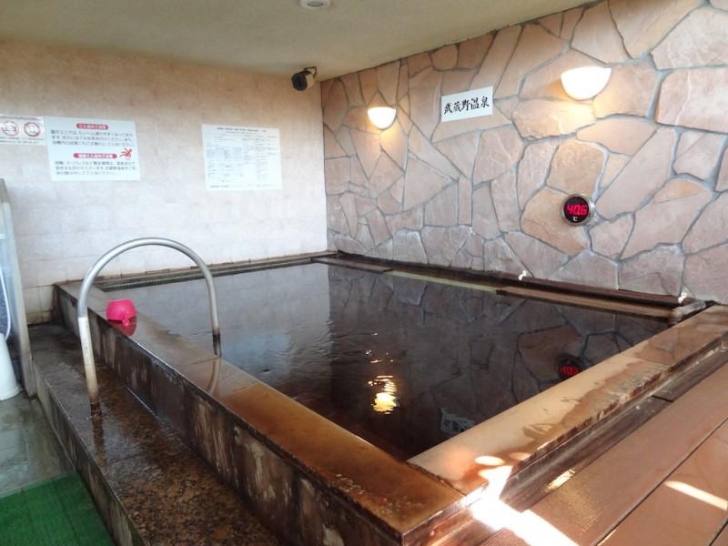 荻窪 なごみの湯 露天風呂の写真