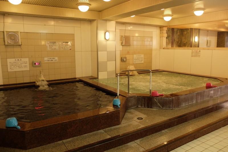 荻窪 なごみの湯 内湯の写真