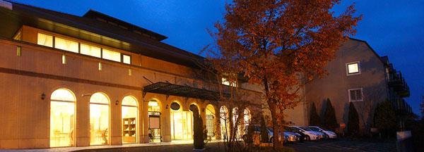 緑豊かな大自然の中にたたずむ大人の隠れ家的ホテル フロラシオン那須