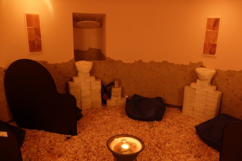 荻窪 なごみの湯 岩盤浴紅宮の写真