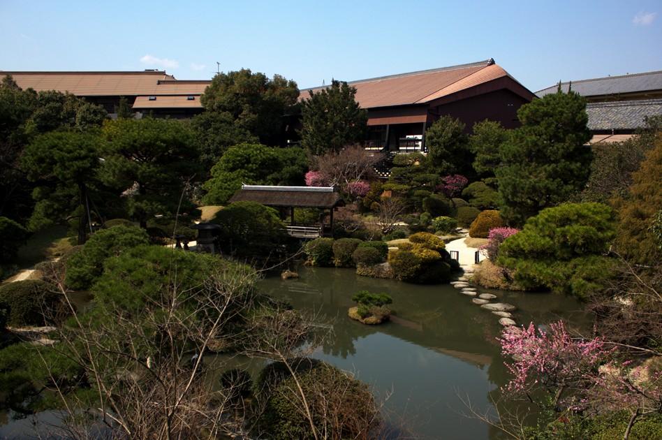 大丸別荘 庭園
