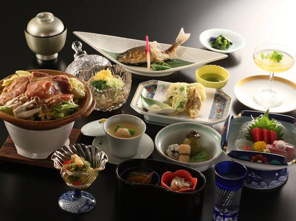 埼玉県 ホテル美やま 食事の写真
