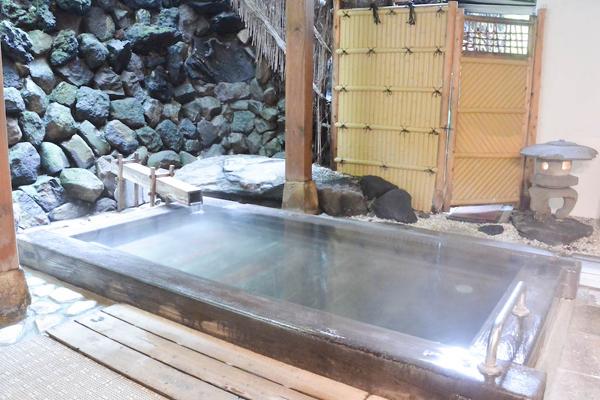 大阪屋旅館 露天風呂