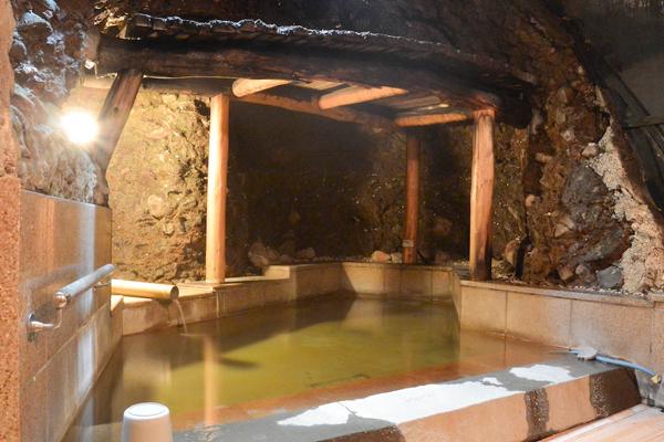 大阪屋旅館 洞窟風呂