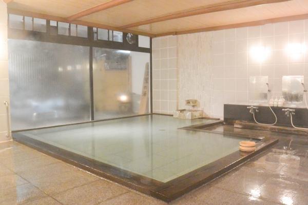 大阪屋旅館 内湯