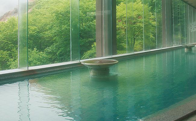 登別温泉 第一滝本館 温泉