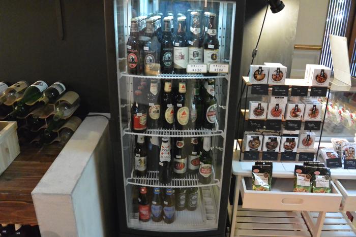 おふろcafeビール