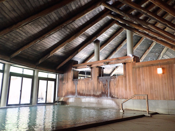 大滝乃湯の大浴場